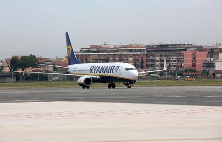 Volo Ryanair  proveniente da Catania bloccato ad Orio al Serio dai capricci di una bimba