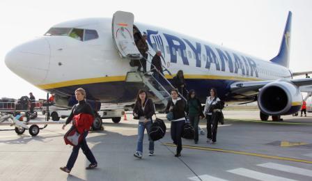 Ryanair riparte da Comiso: dal 22 giugno volo per Milano Malpensa
