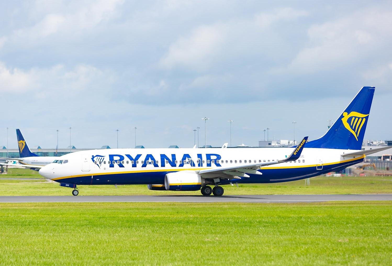 Ryanair riprende i collegamenti da e per l'aeroporto di Catania con 25 rotte