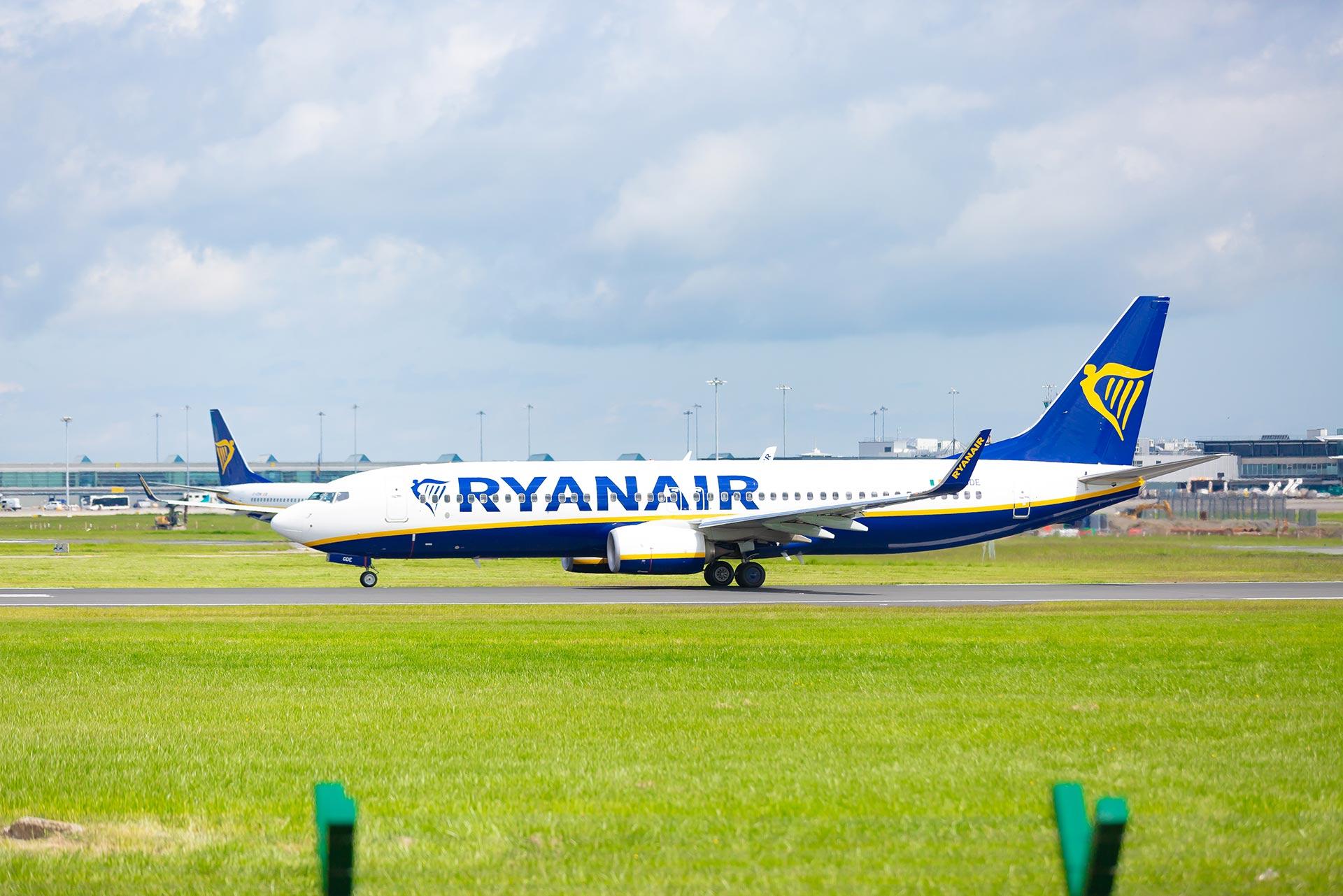 Aeroporto di Catania, due voli settimanali di Ryanair per Bari
