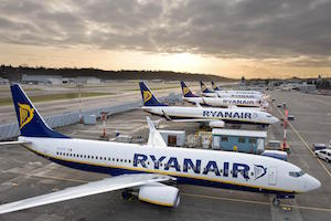 Aeroporti, sì dai sindaci trapanesi a intesa con Ryanair