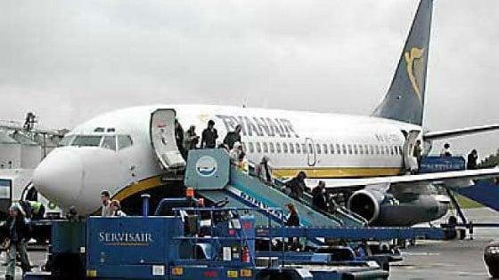 Malore copilota aereo dirotta a Trapani PALERMO