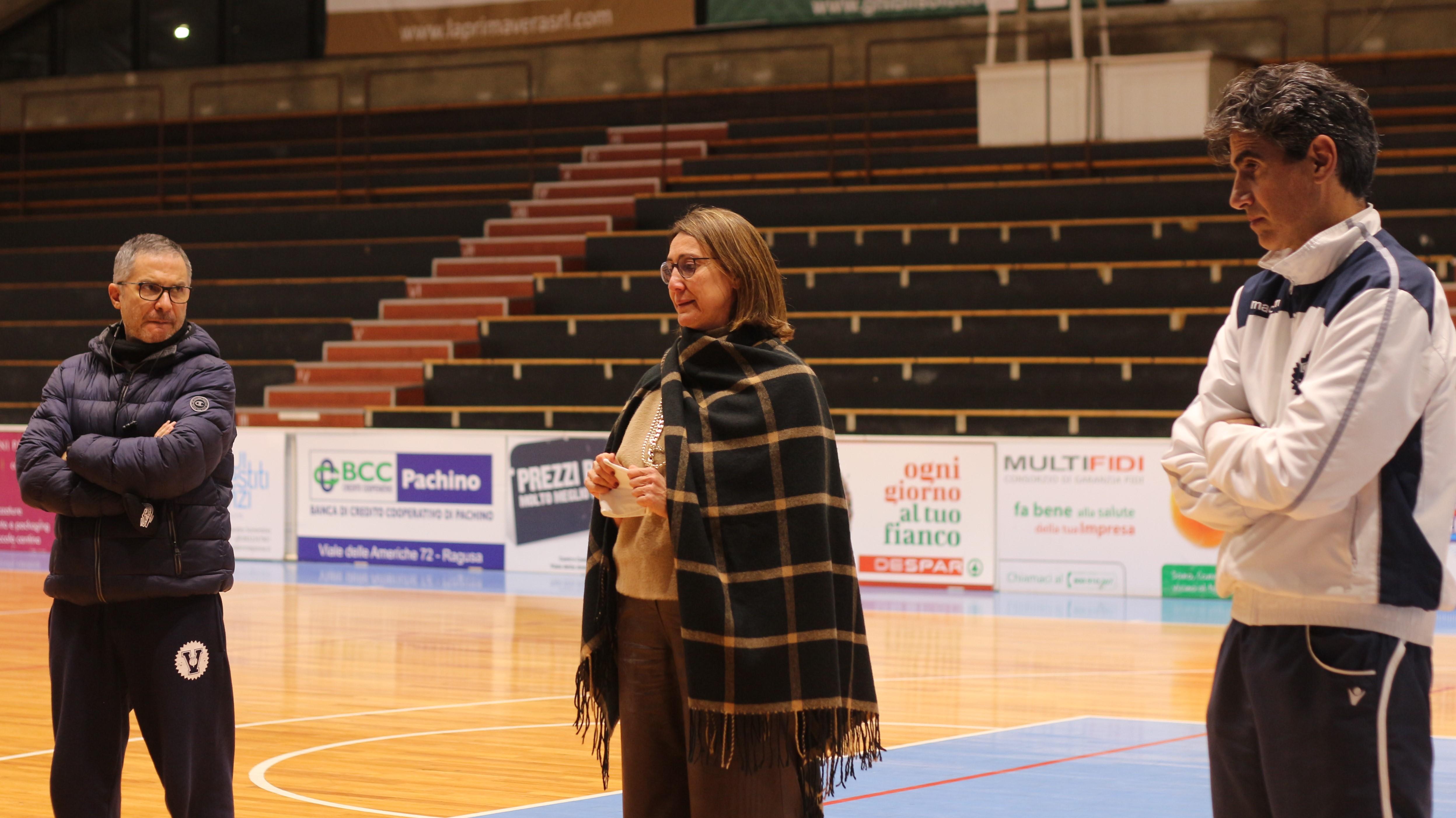 Basket, la presidente della Virtus Kleb Ragusa: lo sport non può fermarsi per l'emergenza Covid