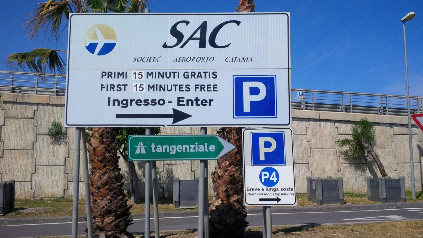 Aeroporto di Catania, Interdonato amministratore unico di Sac Service