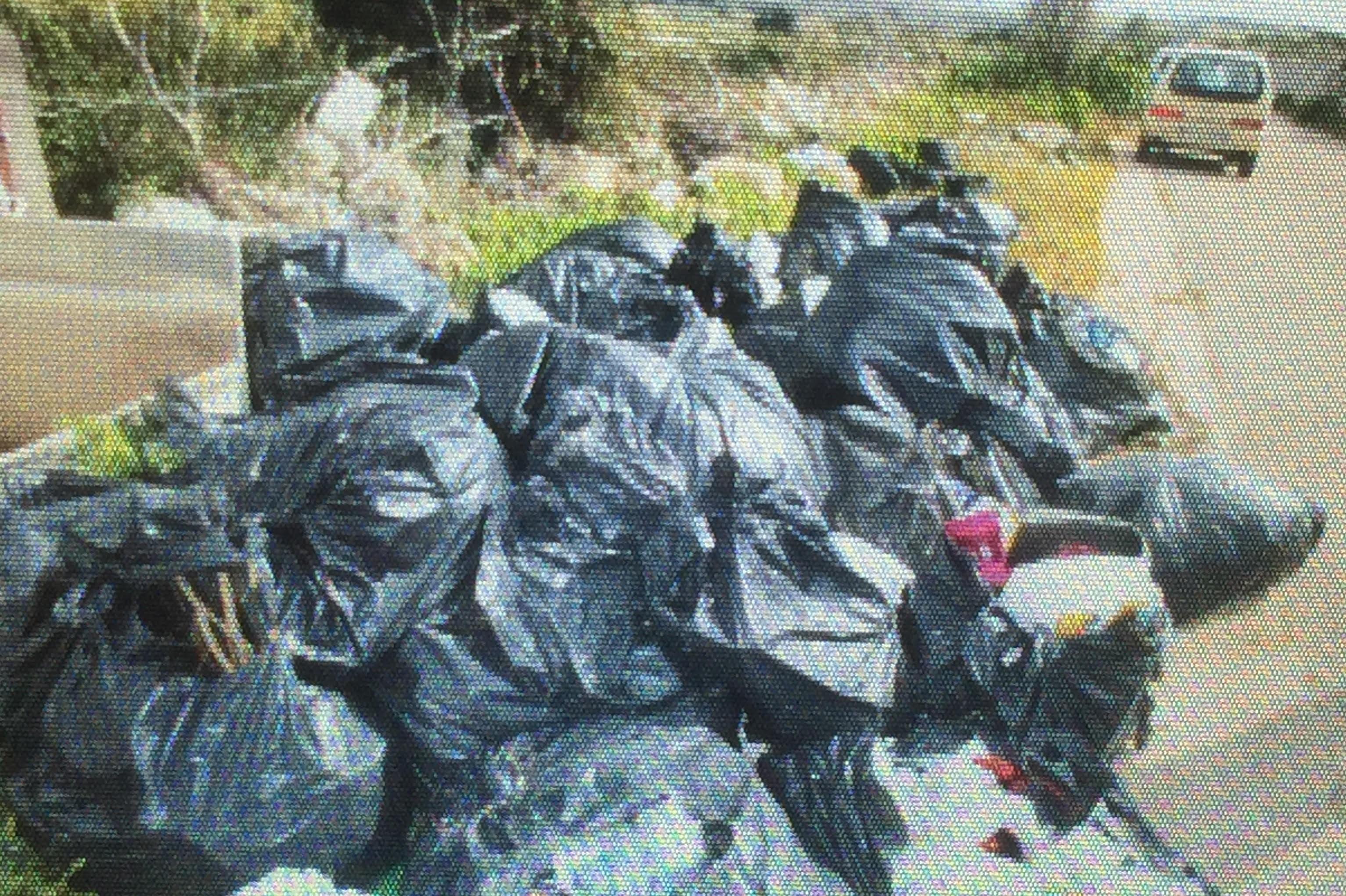 Modica, rifiuti abbandonati in strada: multate due persone