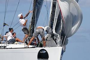 """Lo Yacht club di Favignana alla regata di Coppa Italia con """"Sagola"""""""