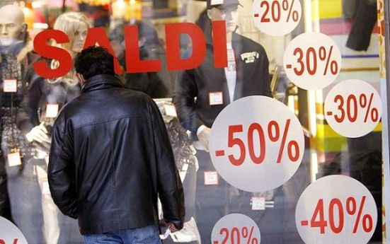 Saldi in Sicilia, per Federcosumatori la spesa si aggirerà su 180 euro per ogni famiglia
