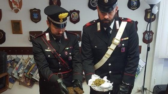 Spaccio di droga in provincia di Salerno, 17 arresti