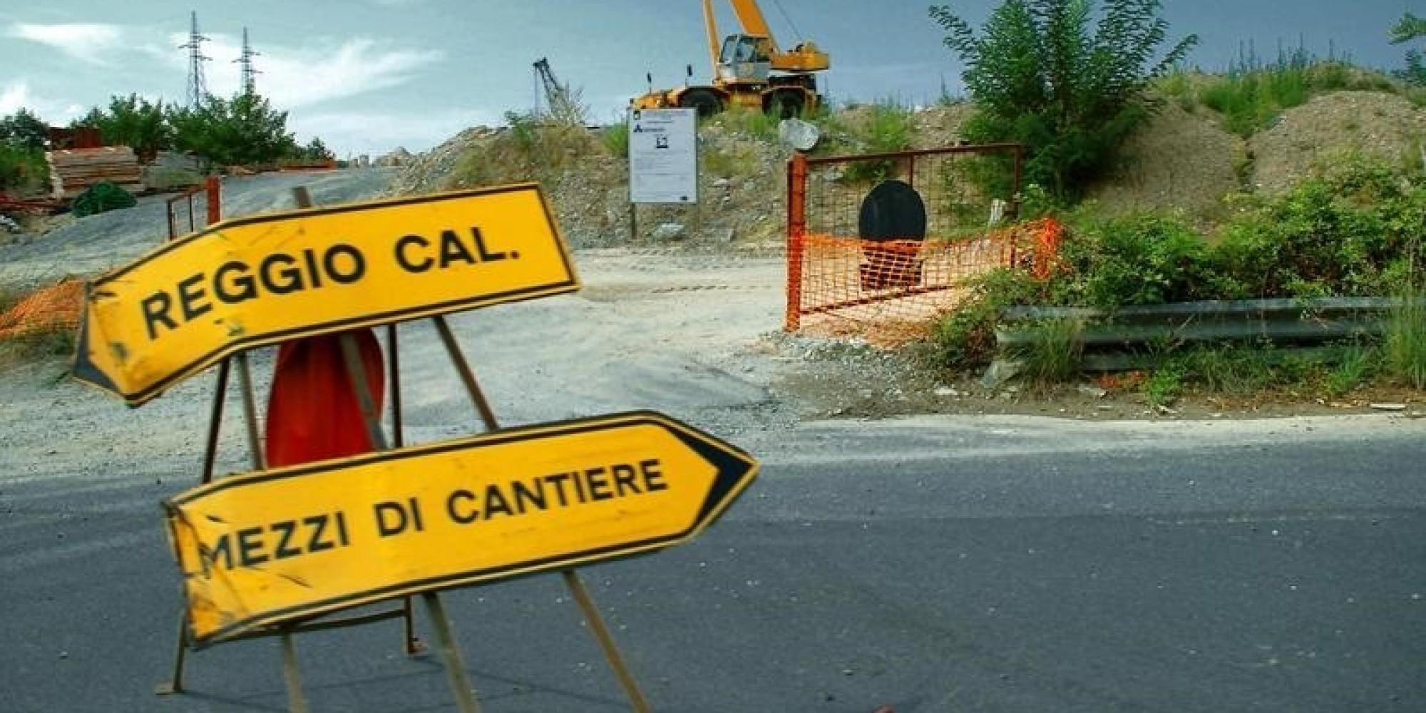 Calabria, lavori Sa-Rc: 9 arresti per truffa e frode