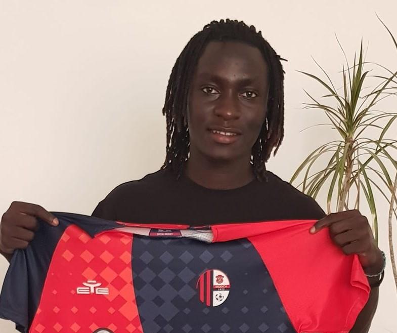 Calcio, Promozione: il Modica riconferma anche il giovane gambiano Salimina Hydara
