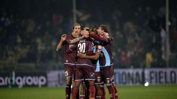 La Salernitana supera il Venezia ai calcio di rigore e resta in serie B