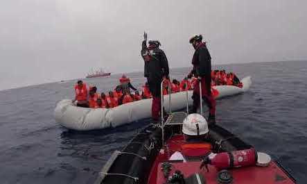Riprendono gli sbarchi di migranti: arrivi ad Augusta e Pozzallo