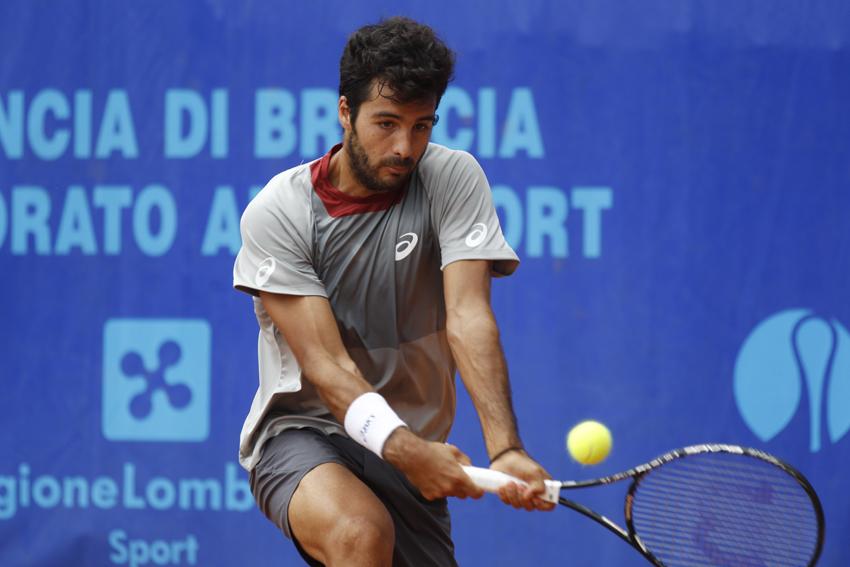 Challenger di tennis in Cina, l'avolese Caruso battuto dallo sloveno Rola