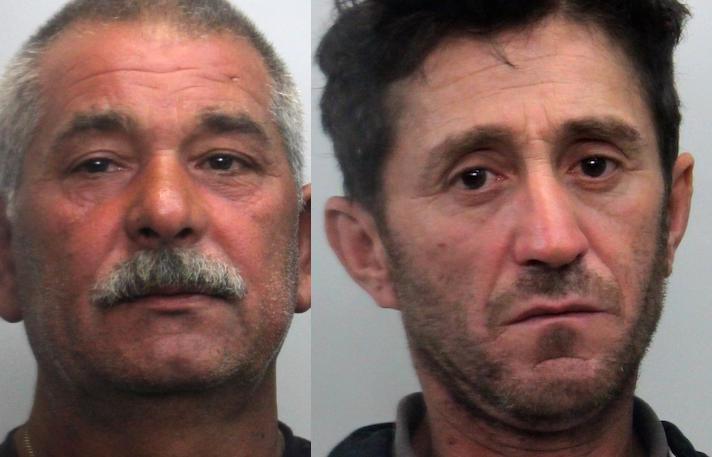 Con in auto oltre 220 chili di marijuana, due arresti nel Trapanese