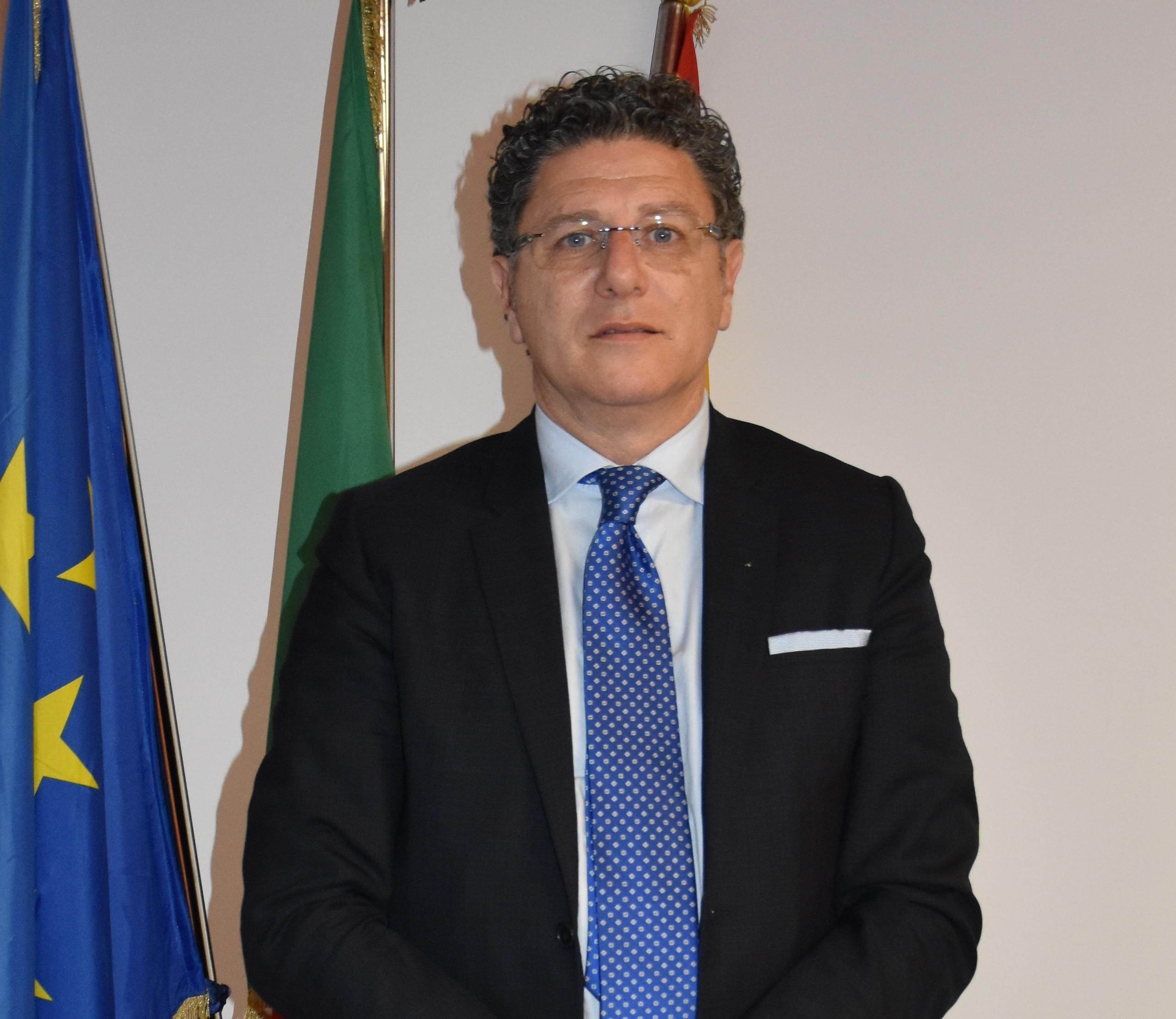 Lucio Ficarra da commissario a direttore generale dell'Asp di Siracusa
