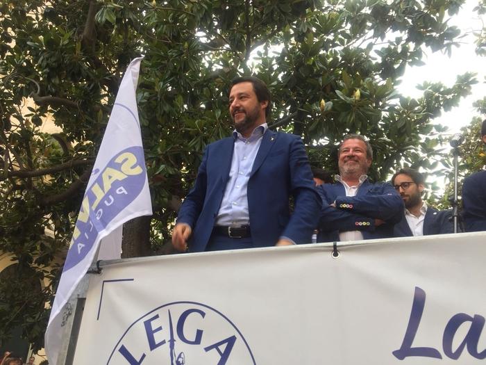 Migranti, Salvini: aumenteranno i centri di espulsione