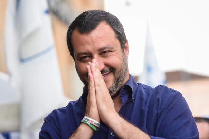 """Salvini: """"Evitata la paralisi burocratica al Sud"""", sbloccati 6,4 miliardi"""