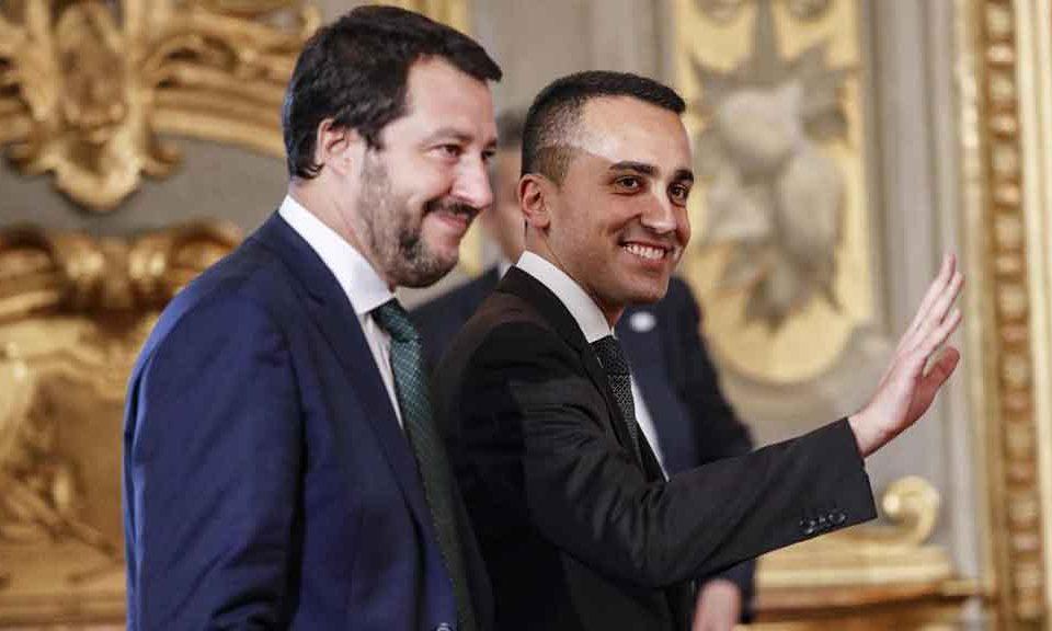 Salvini e Di Maio spingono per il no a concessioni Autostrade