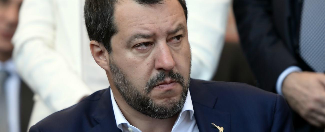 Riammessi gli emendamenti al decreto sicurezza bis, Salvini esulta