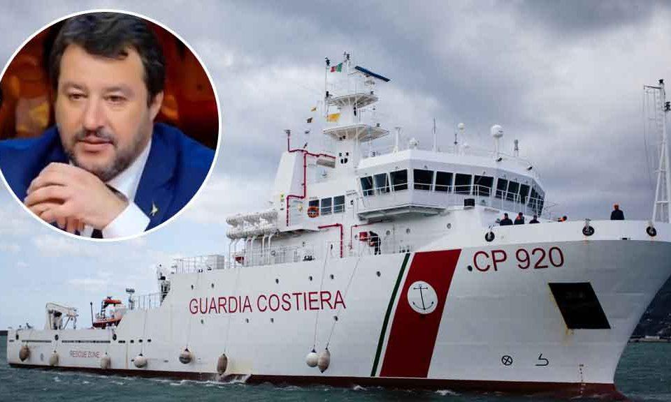 """Gregoretti, Salvini: """"Palazzo Chigi non risponde ai miei legali"""""""
