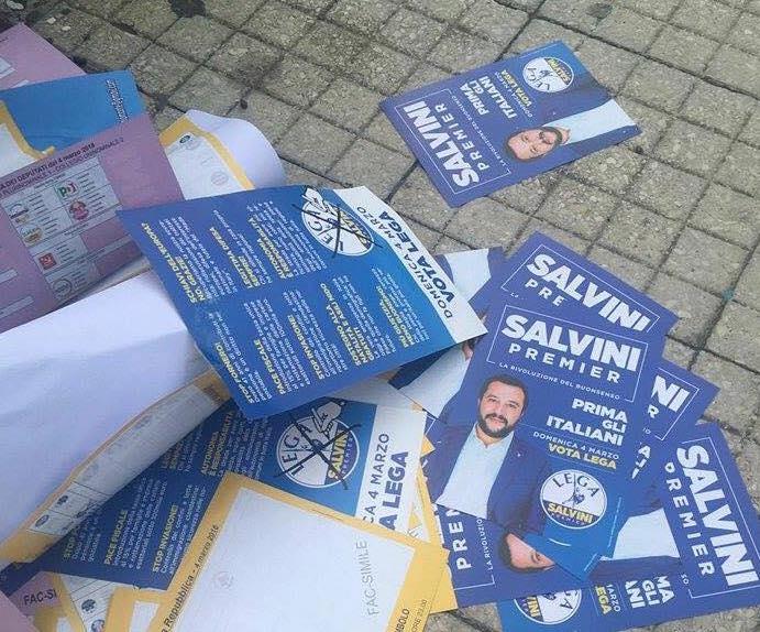 Lega: attiviste aggredite nel Messinese, Salvini
