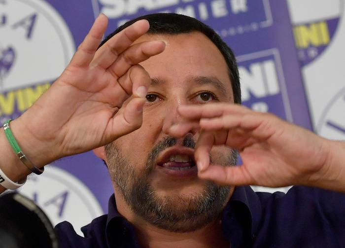 Salvini al M5s: