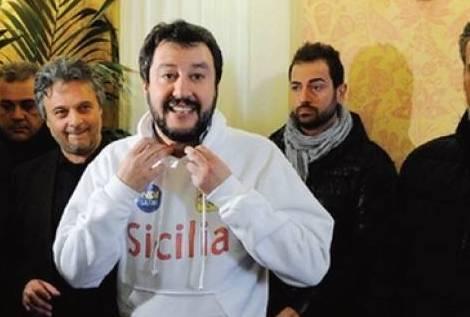 Palermo, la Lega si mette in gioco in Sicilia: nell'Isola progetto autonomista