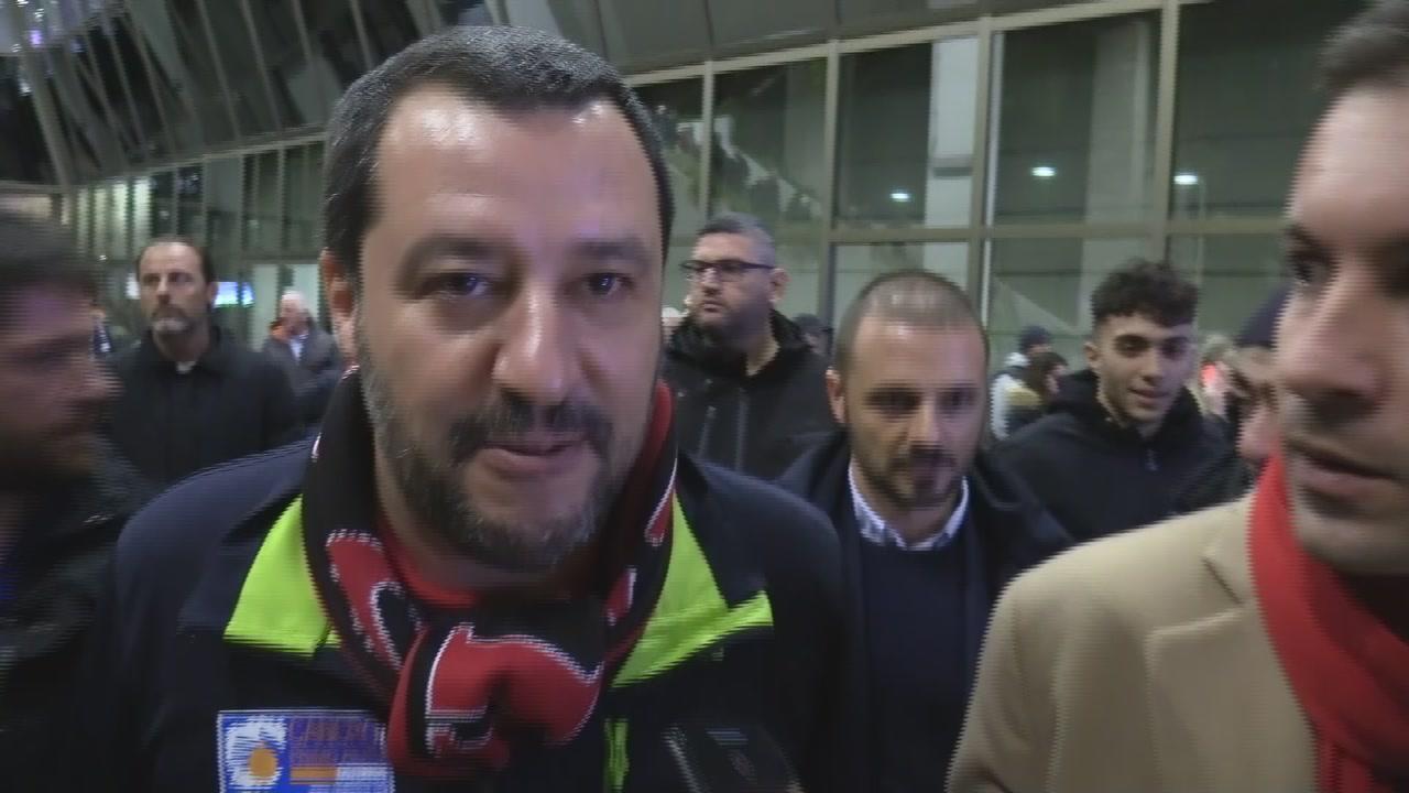 Matteo Salvini critica la riforma delle Province