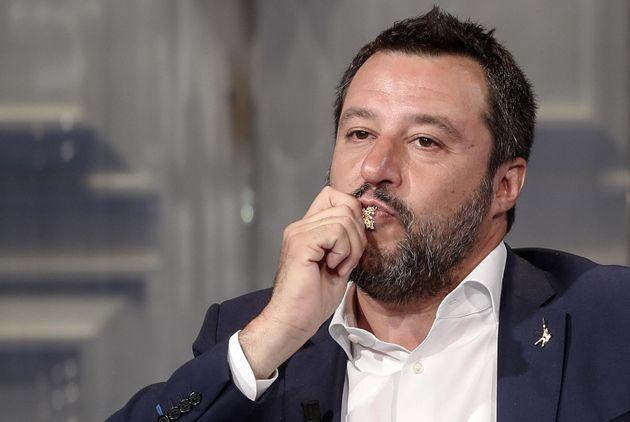 """Gregoretti, Salvini a processo a Catania: """"Ho totale fiducia nei giudici"""""""