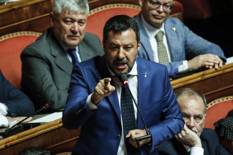 La crisi di governo, Salvini conferma: il 20 agosto sfiduceremo Conte