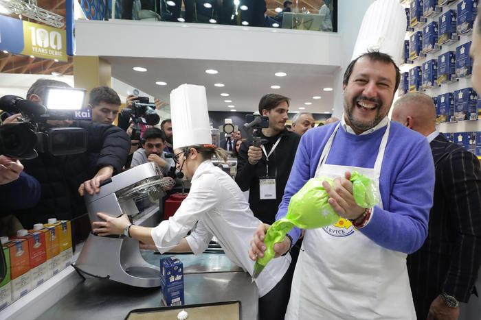 """'Caso Gregoretti', Matteo Salvini: """"Chiederò di essere processato e la chiariamo una volta per tutte'"""