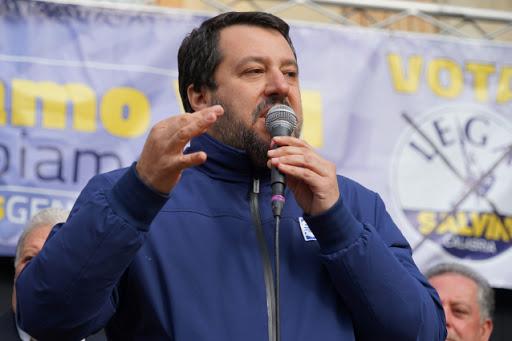 Open Arms, Salvini imputato anche a Palermo