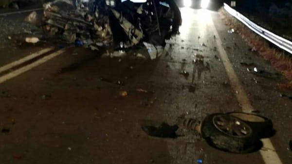 L'incidente sulla Palermo - Sciacca, il bilancio si aggrava: due morti