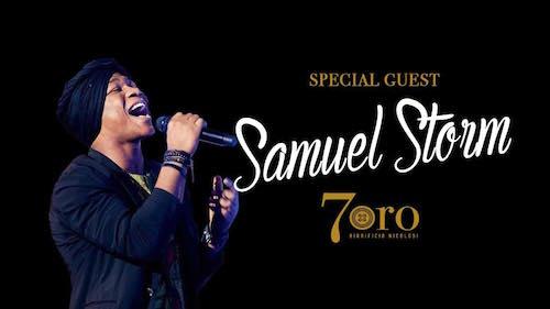 Musica, da X Factor arriva in Sicilia Samuel Storm