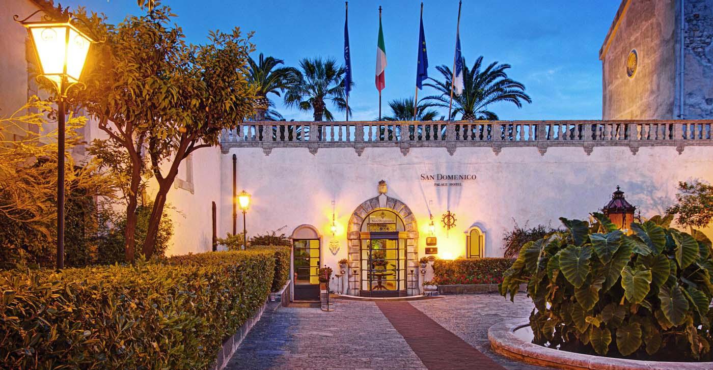 Turismo, riapre il San Domenico Palace di Taormina