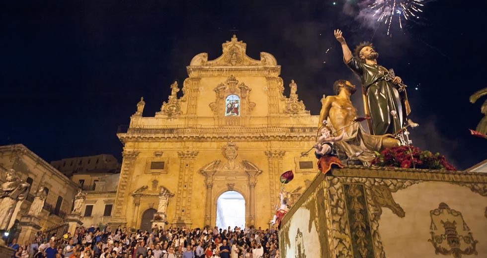 Modica, al via i festeggiamenti in onore del Patrono San Pietro
