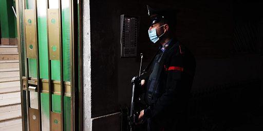 Roma, 31 in carcere per spaccio di droga a San Basilio
