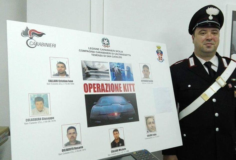 San Cataldo, rubavano nelle case per comprare la droga: sei arresti