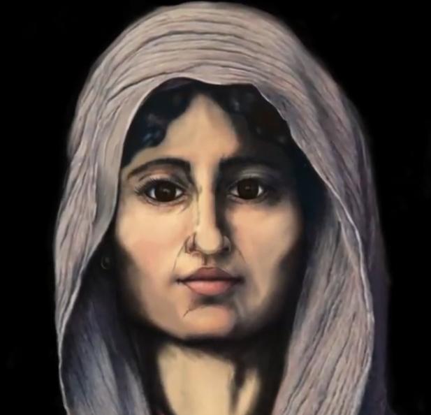 Chiaramonte, scavi di San Nicola-Giglia: ricostruito in 3D il volto di una donna