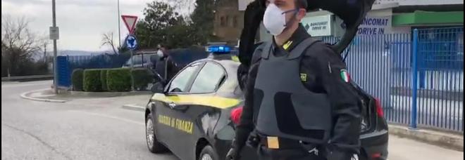 Usura a Roma, la Finanza sequestra beni per 5 milioni ed anche quote di una Casa di riposo