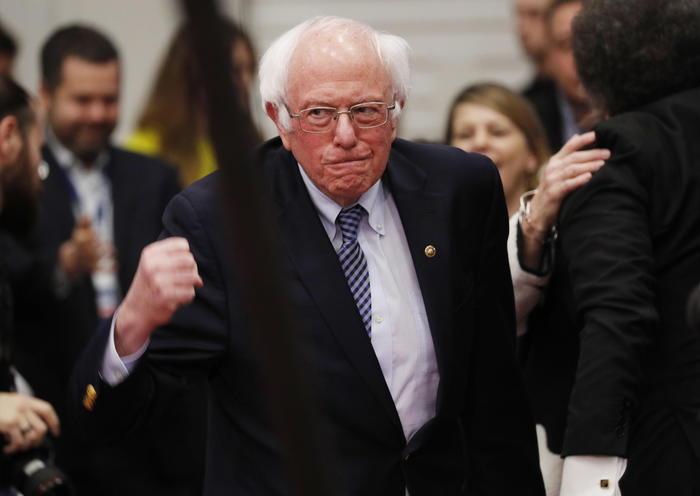 Usa, il senatore socialista Sanders vince il secondo turno delle primarie dem in New Hampshire