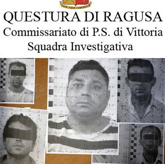 Ricercato da 6 mesi per tentato omicidio, arrestato a Vittoria