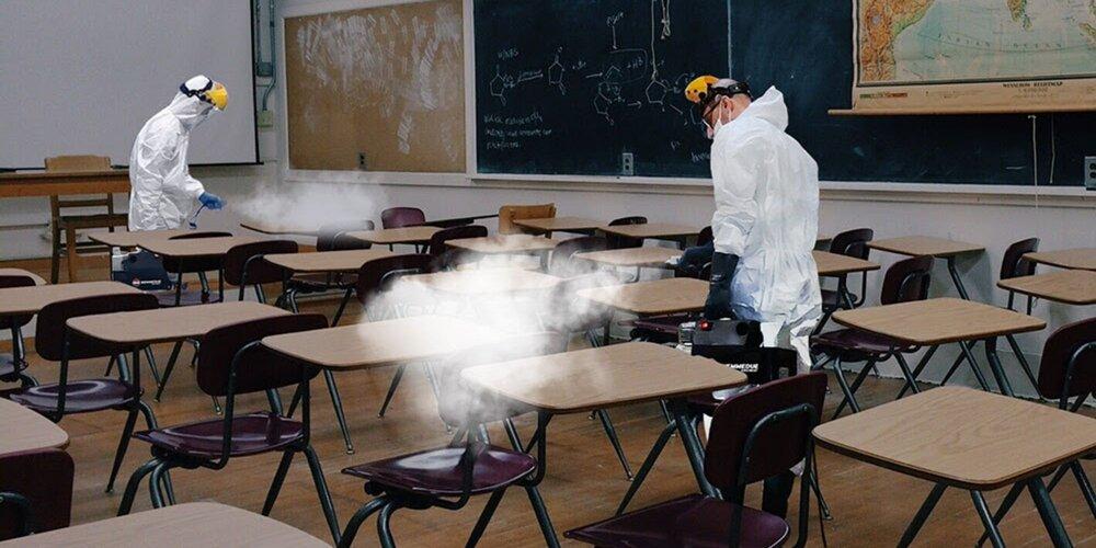 Modica, scuole chiuse per due giorni: nuova sanificazione dei locali