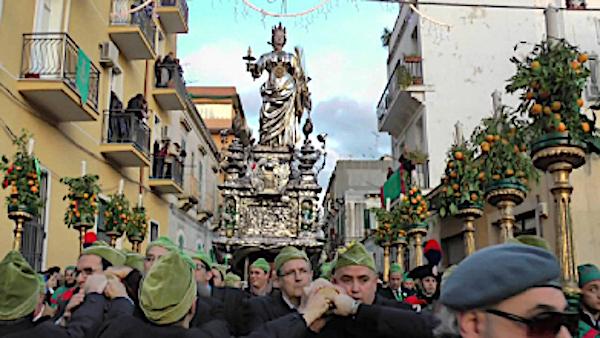 Siracusa, traffico rivoluzionato per la festa di Santa Lucia
