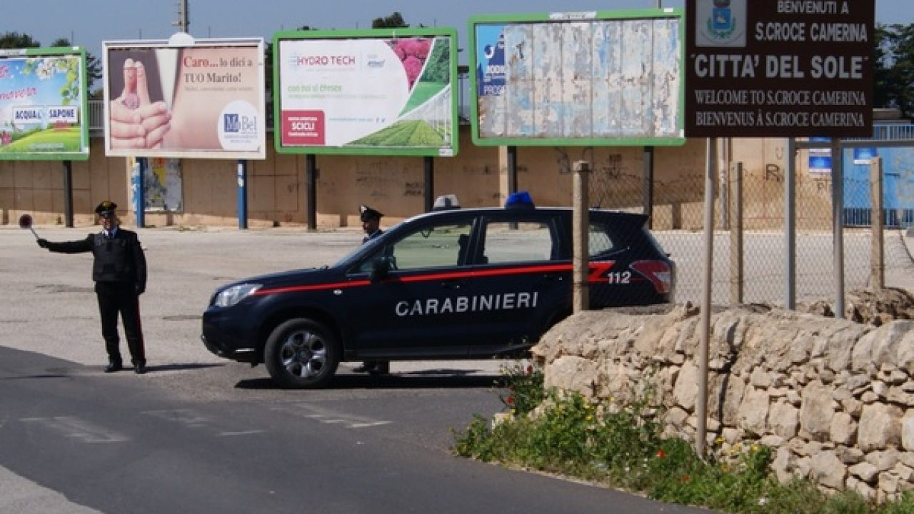 Rapine a Santa Croce Camerina: eseguite tre misure cautelari