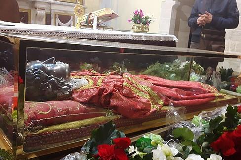 Siracusa, scrive a Papa Francesco per avere le spoglie di Santa Lucia