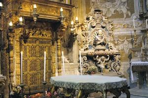 Catania, 2 euro per visitare la cappella di Sant'Agata mercoledì sera