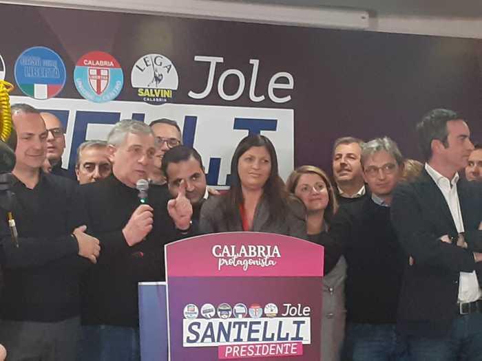 Jole Santelli primo presidente donna in Calabria, Bonaccini riconfermato in Emilia Romagna