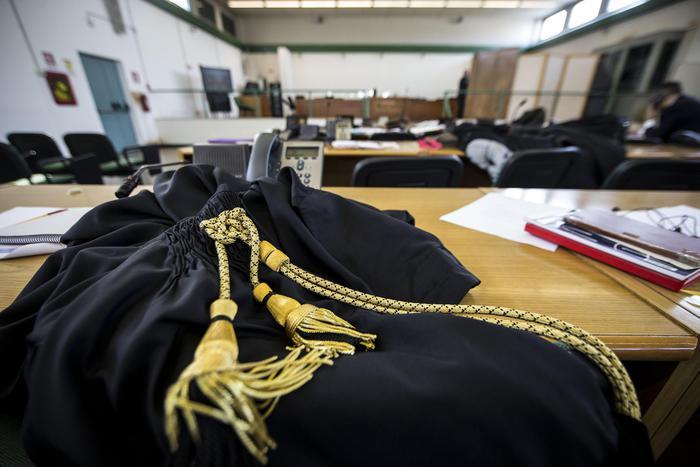 Roma, indagato il giudice Santoro per corruzione