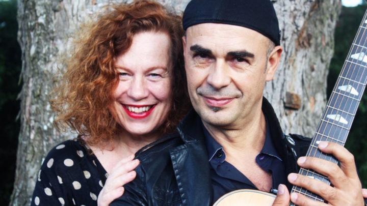 Sarah Jane Morris e Antonio Forcione a Sambuca di Sicilia e Palermo